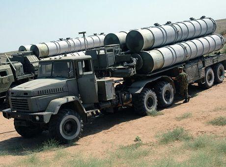 May bay Israel so bi S-300 tai Syria ban nham - Anh 1