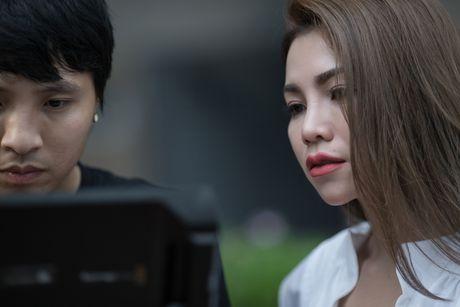 Dau tu 10 trieu dong, Tra Ngoc Hang 'sieu' tiet kiem khi lam MV moi  - Anh 1