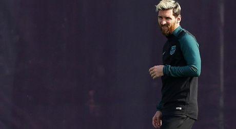 HLV Pep Guardiola lai danh tieng muon Messi den Anh thi dau - Anh 1