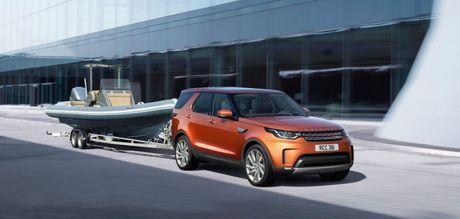 7 tinh nang khien nguoi lai me man Land Rover Discovery 2017 - Anh 2