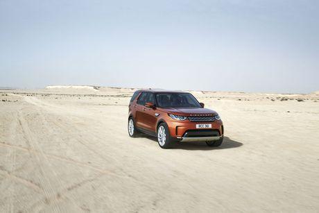 7 tinh nang khien nguoi lai me man Land Rover Discovery 2017 - Anh 4