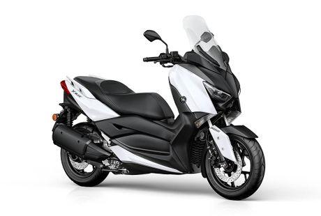 Trinh lang tay ga Yamaha X-MAX 300 2017 hoan toan moi - Anh 17