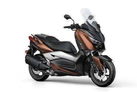 Trinh lang tay ga Yamaha X-MAX 300 2017 hoan toan moi - Anh 18