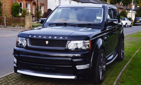 Choang voi cach do noi that Range Rover Sport cua Vilner - Anh 11