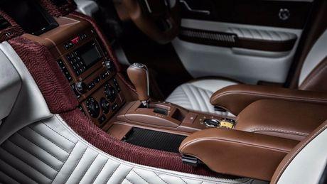 Choang voi cach do noi that Range Rover Sport cua Vilner - Anh 3