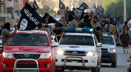 EU canh bao chien binh IS tu Iraq 'do bo' vao chau Au - Anh 1