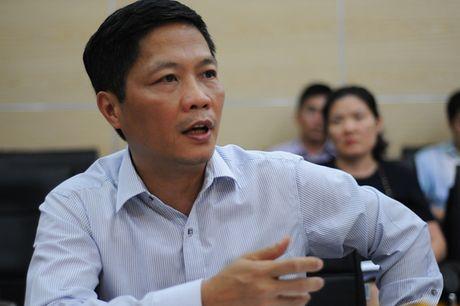 Bo truong Bo Cong Thuong ra Chi thi ve cong tac nhan su - Anh 1