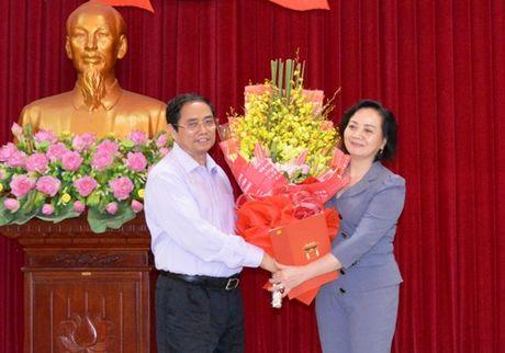Chinh thuc chuan y tan Bi thu tinh uy Yen Bai - Anh 1