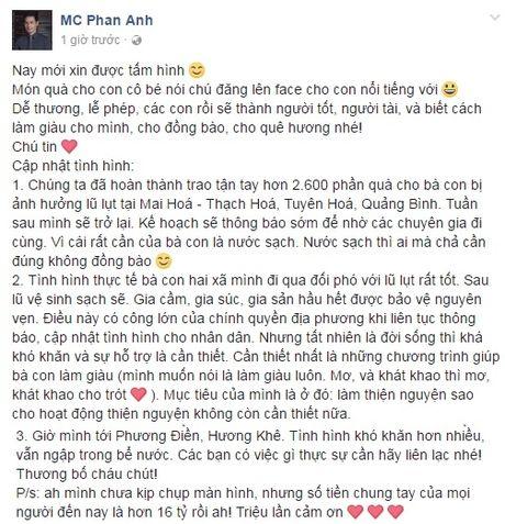 Diem dac biet trong buc anh selfie dau tien cua MC Phan Anh tai mien Trung - Anh 3