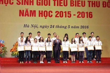 175 hoc sinh Ha Noi du thi hoc sinh gioi quoc gia 2017 - Anh 1