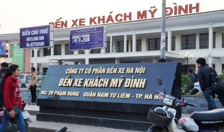 """Dieu chuyen tuyen xe khach tren dia ban HN: Co chuyen """"bat tuan thuong lenh""""? - Anh 1"""