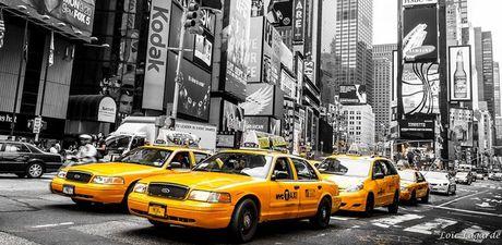 New York cam tai xe taxi bat khach qua 12 gio/ngay dem - Anh 1