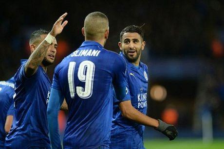 Leicester toan thang tai Champions League: Tha mot phut huy hoang roi chot tat - Anh 3