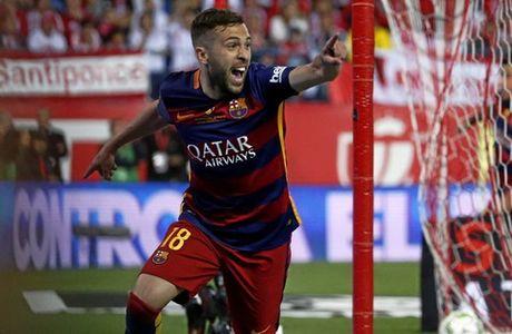 Doi hinh trong mo ket hop giua Barcelona va Man City - Anh 2