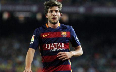 Doi hinh trong mo ket hop giua Barcelona va Man City - Anh 5