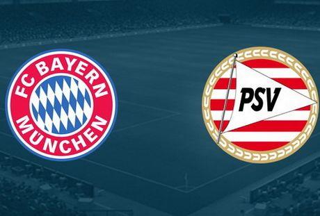 Nhan dinh Bayern Munich vs PSV Eindhoven 01h45 ngay 20/10 (Champions League 2016/17) - Anh 1