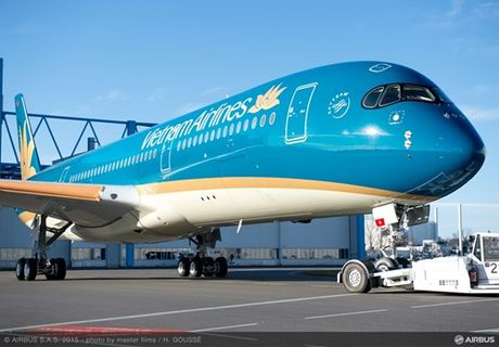 Vietnam Airlines huy toan bo chuyen bay den/di Hai Phong - Anh 1