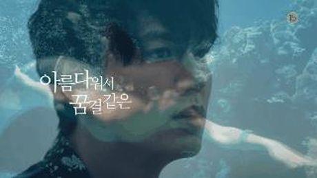 Lee Min Ho bo vo giua bien, tien ca Jeon Ji Hyun boi loi tung tang - Anh 8