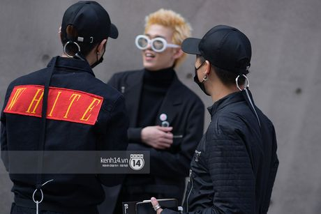 Moi 2 ngay 'do bo' Tuan le thoi trang Seoul, fashionista Viet da the hien cuc hay nhu the nay! - Anh 16