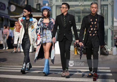 Moi 2 ngay 'do bo' Tuan le thoi trang Seoul, fashionista Viet da the hien cuc hay nhu the nay! - Anh 1