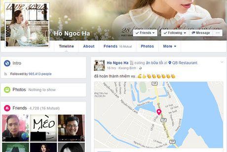 MC Phan Anh, Ho Ngoc Ha, Dam Vinh Hung cap nhat tinh hinh cuu tro mien Trung tren Facebook - Anh 2