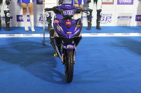 Yamaha Viet Nam to chuc giai dua xe Yamaha GP dau tien tai Viet Nam - Anh 2
