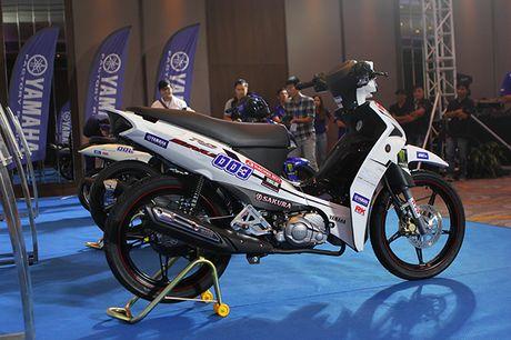 Yamaha Viet Nam to chuc giai dua xe Yamaha GP dau tien tai Viet Nam - Anh 3