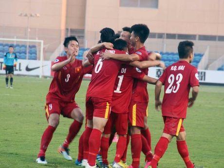 HLV Hoang Anh Tuan: 'U-19 co tinh than vuot troi' - Anh 1
