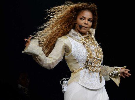 Janet Jackson la ung vien Dai sanh Danh vong Rock & Roll - Anh 1