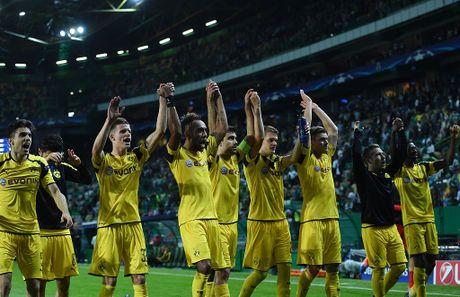 Dortmund tiep tuc dung tren Real nho Aubameyang - Anh 2