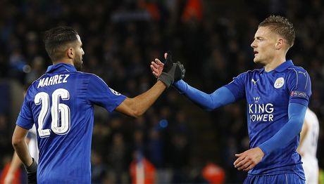 Thang tran thu 3, Leicester viet tiep co tich o chau Au - Anh 11