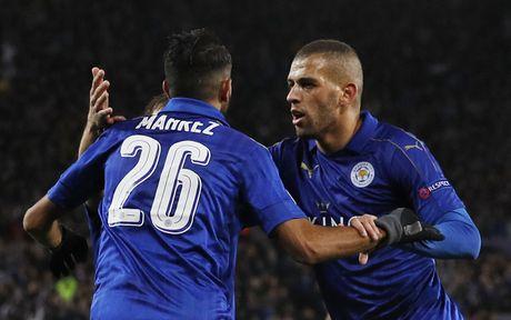 Thang tran thu 3, Leicester viet tiep co tich o chau Au - Anh 7