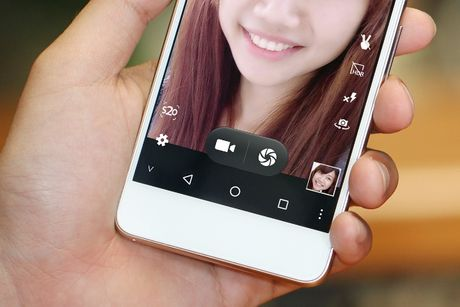 Cong nghe chup anh selfie moi tren LAI Yuna X - Anh 3