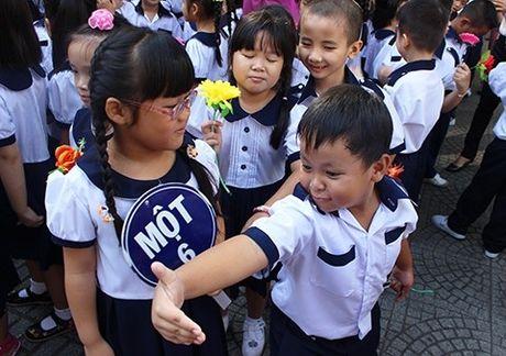 Hoc sinh TP.HCM nghi Tet Nguyen dan 16 ngay - Anh 1