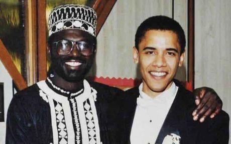 Trump moi anh trai Obama du tranh luan cuoi - Anh 1
