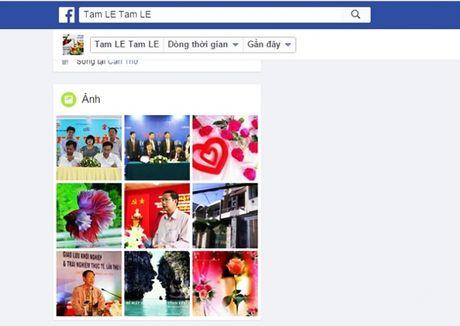 Can Tho: De nghi xu ly Facebook gia mao lanh dao thanh pho - Anh 1