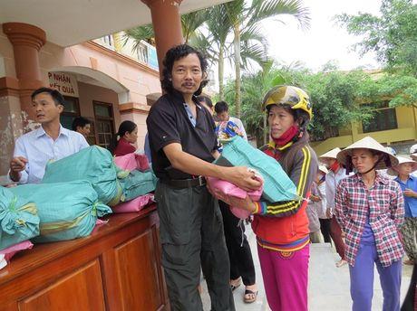 Chung suc cung ba con vung lu Quang Binh - Anh 6
