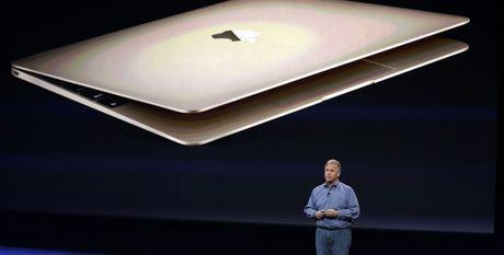 Ngoai Macbook moi, Apple se ra mat nhung san pham nao tai su kien 27/10 toi? - Anh 1