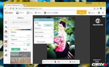 Muon chinh anh ma lai khong co Photoshop? Hay tham khao nhung dich vu online mien phi nay - Anh 12
