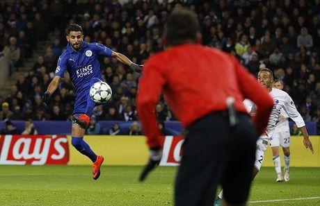 Ha Copenhagen, Leicester toan thang ca 3 tran Champions League, chua thua ban nao - Anh 1
