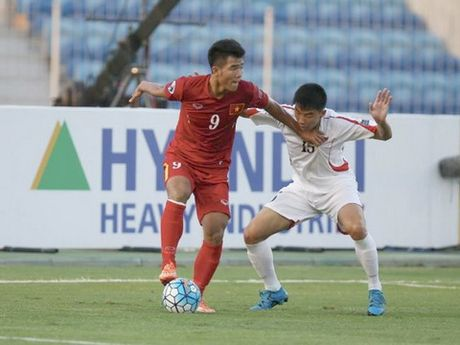 HLV Vuong Tien Dung bat ngo truoc su tien bo cua U19 Viet Nam - Anh 1