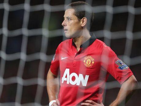 Rio Ferdinand tiet lo ly do Chicharito roi Man United - Anh 1