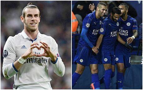Ket qua bong da hom nay 19/10: Real va Leicester huong tron niem vui - Anh 1