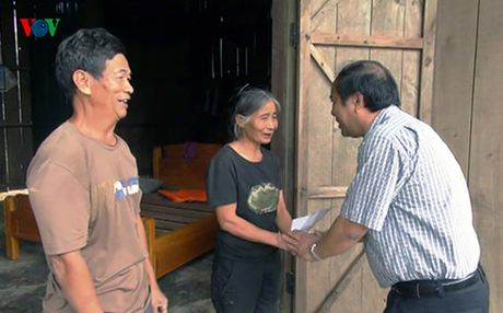 Quy Tam long Vang ho tro nguoi dan vung lu Quang Binh - Anh 1