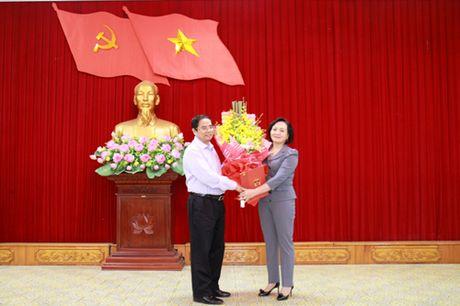 Truong Ban To chuc Trung uong Pham Minh Chinh lam viec tai Yen Bai - Anh 2