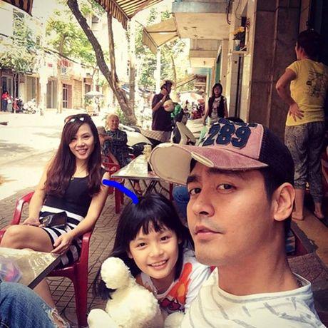 Vo dep, con xinh va cuoc song gia dinh hanh phuc cua MC Phan Anh - Anh 4