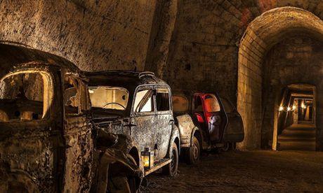 Ám ảnh đường hầm bị lãng quên từ CTTG 2