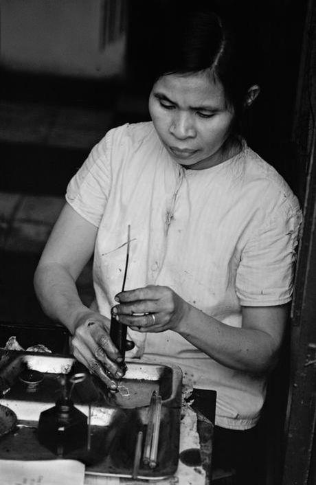 Loạt ảnh quý giá về phụ nữ Việt Nam thời bao cấp