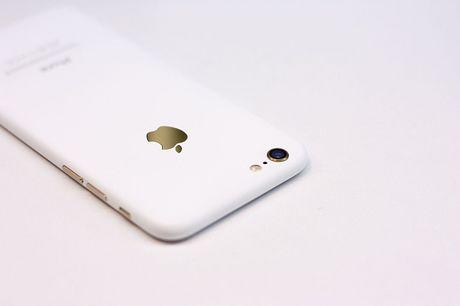 Chiem nguong iPhone do vo 'trang Ngoc Trinh' dep den xieu long - Anh 1