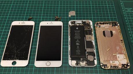 Chiem nguong iPhone do vo 'trang Ngoc Trinh' dep den xieu long - Anh 2